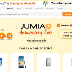 Jumia 7th Anniversary
