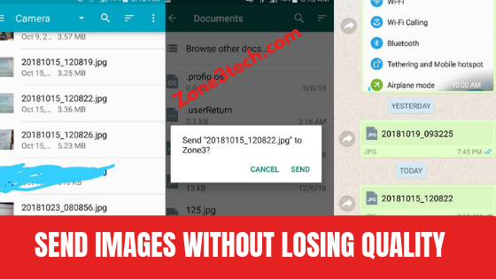 How To Send Whatsapp Image