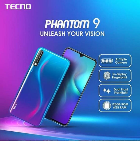 Tecno Phantom 9 specification Features Price