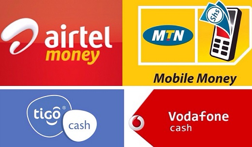 Accept mobile money Payment