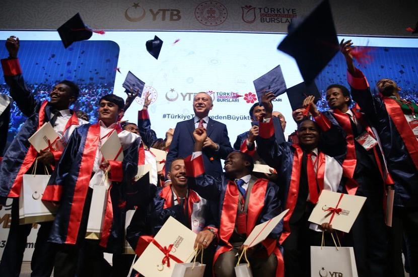 Türkiye scholarships for international students