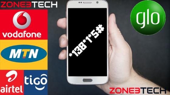 MTN, Vodafone, AirtelTigo & Glo