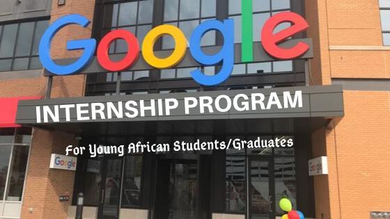 Google Business Internship 2020