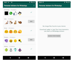 Whatsapp personal sticker Maker