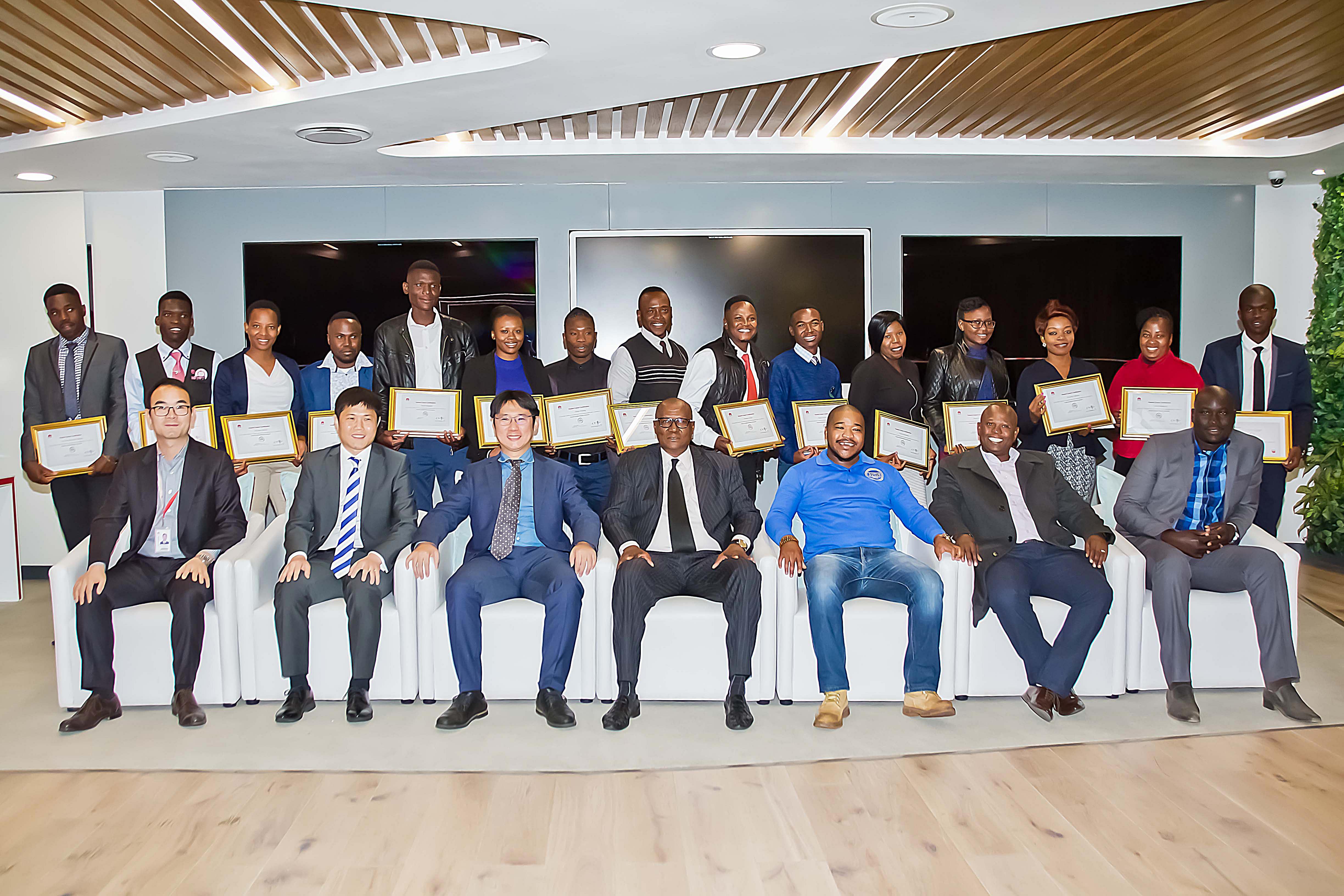 TUT Huawei Graduation Awards Sandton