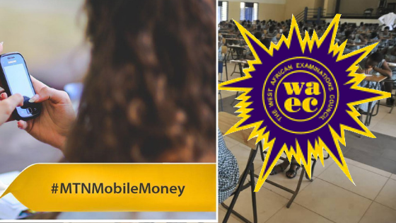Buy WAEC School Placement Checker Card Using Mobile Money