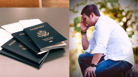 Disqualification in the Green Card Lottery