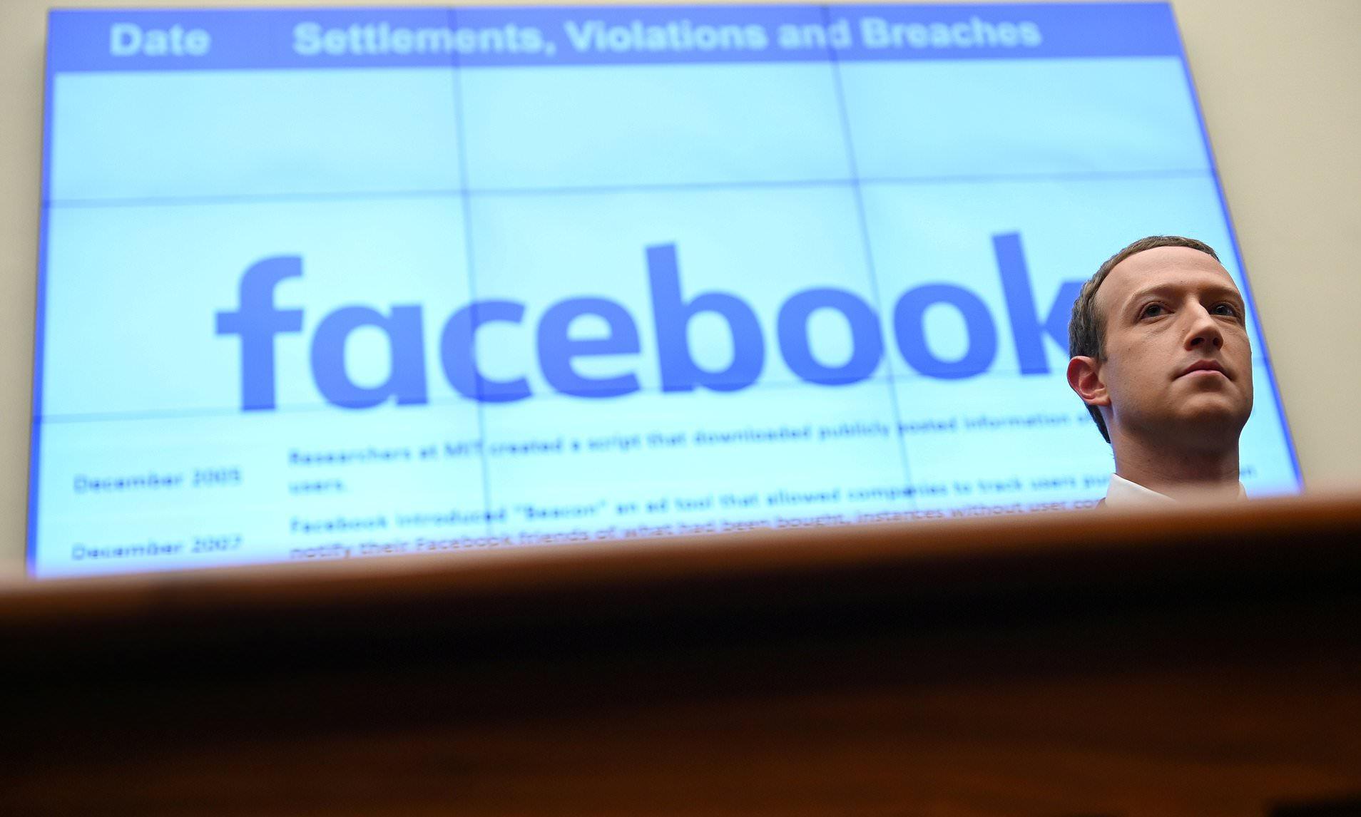 Facebook Postpones It's Naming Oversight Of Board Members Until 2020