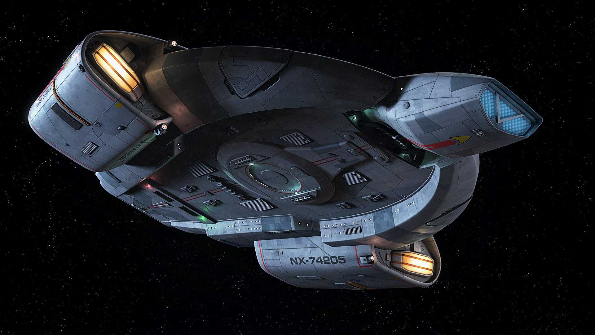 The USS Defiant
