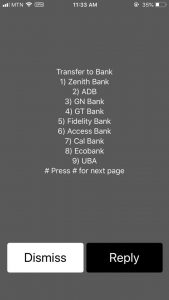 Select Banking institution